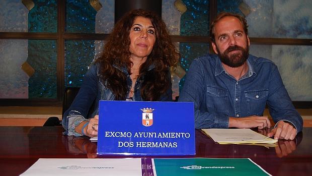 La delegada Carmen Gil durante la presentación del programa - L.M.