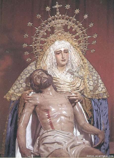 Piedad. Hdad. de la Amargura. Dos Hermanas. Sevilla.