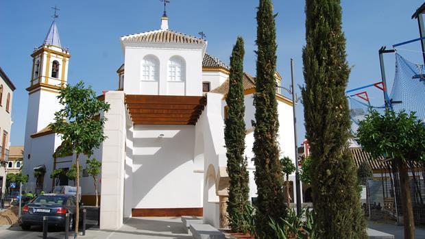 Torre del Olivar de Dos Hermanas / L.M.