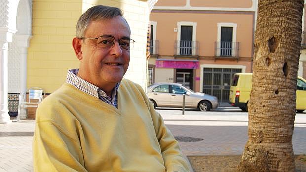 El escritor Antonio Murube - L.M.