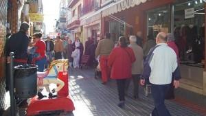 Calle San Sebastian Dos Hermanas - L. M.