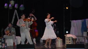 Concierto didáctico del grupo Los Moussakis - L.M.