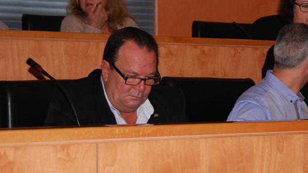 Pedro Taborda, concejal de Ciudadanos / L.M.