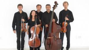 El quinteto de cuerda Totem Ensemble / ABC