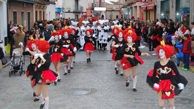 Desfile del carnaval de Dos Hermanas / L.M.
