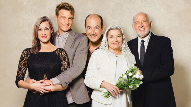 «El hijo de la novia», este fin de semana en Dos Hermanas - ABC