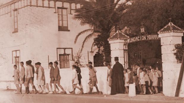 Escuelas del Ave María / ABC