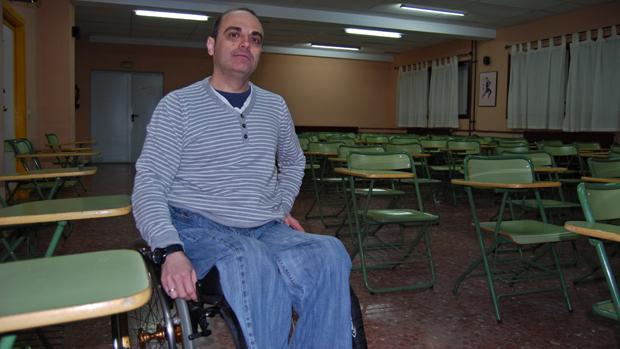 Miguel Fernández, coordinador de Aesleme en Andalucía - L.M.