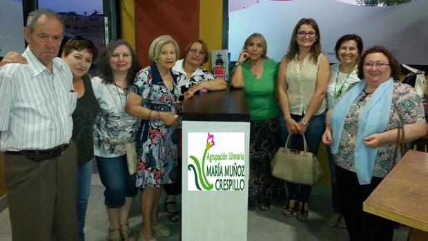 Agrupación literaria María Muñoz Crespillo - ABC