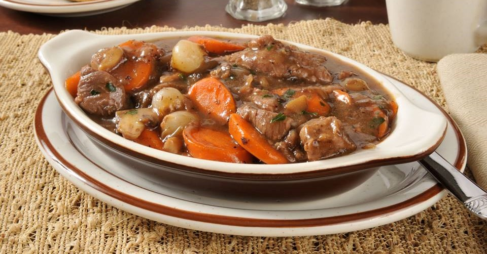 plato carne guisada
