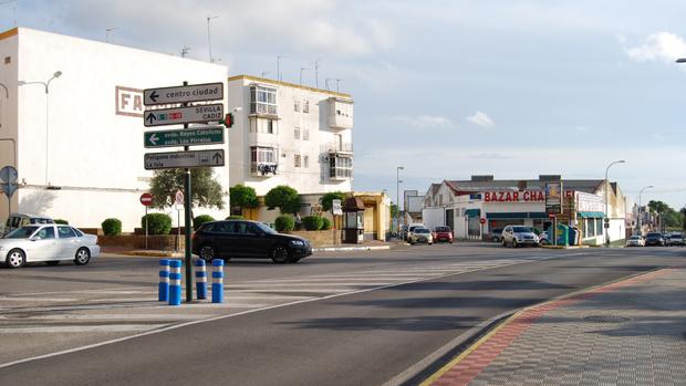 Avenida Cristóbal Colón - L. M.