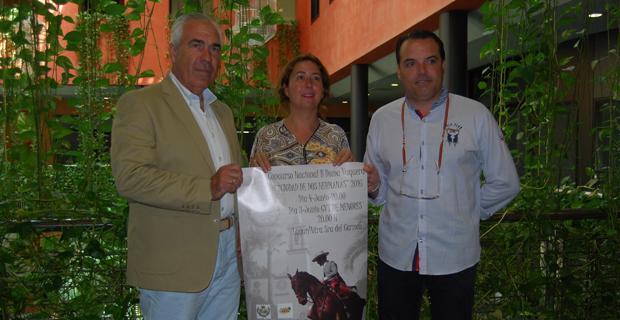 Juan Sánchez, Rosario Sánchez y Álvaro Zayas - L.M.