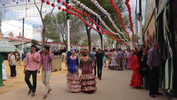 Feria de Dos Hermanas - L. M.