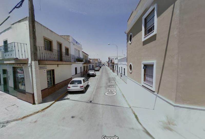 C/ Manolete. Google maps