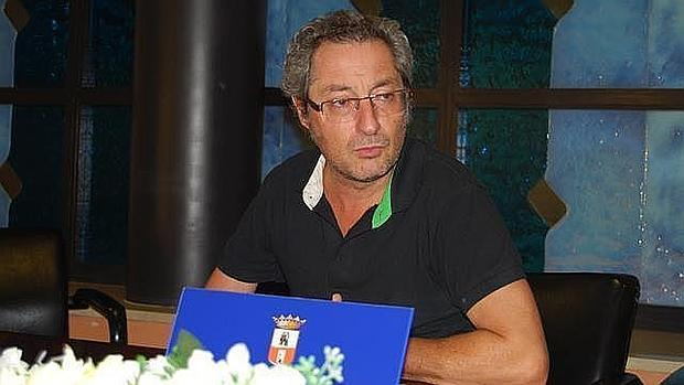 Agustín Morón, portavoz del Gobierno municipal - L.M.
