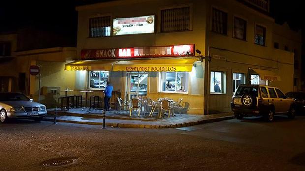 Bar donde ocurrieron los hechos - ABC