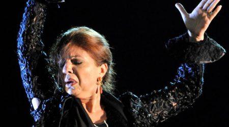 La bailaora Juana Amaya - ABC
