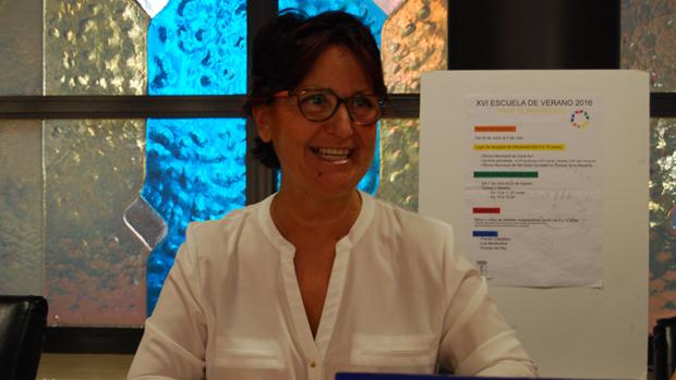 Lourdes López, delegada de Bienestar Social - L.M