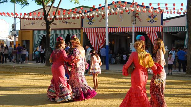 Feria de Dos Hermanas - L.M.