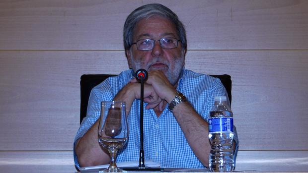 Foto Francisco Toscano, alcalde de Dos Hermanas - L. M.