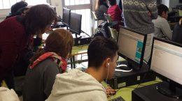 Alumnos del proyecto Progresos - ABC