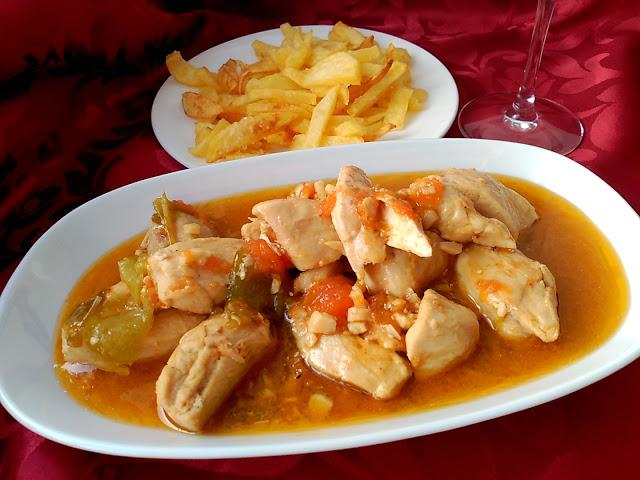 pechugas de pollo en salsa cerveza-contra (1)