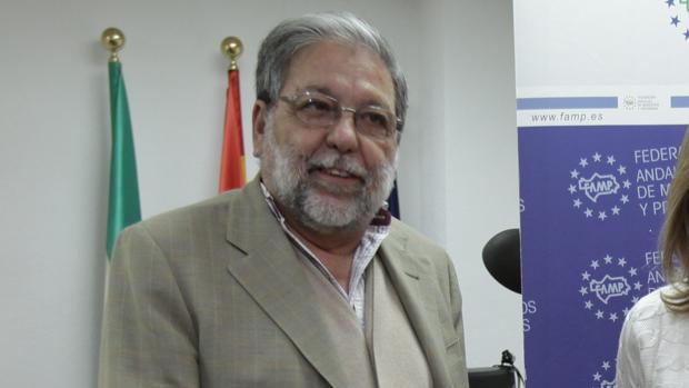 El alcalde de Dos Hermanas, el socialista Francisco Toscano - L.M.