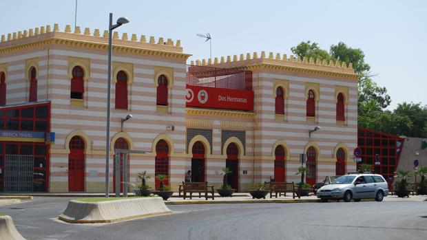 Estación de tren de Dos Hermanas - L.M.