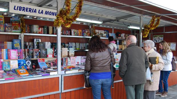 Imagen de archivo de la Feria del Libro - L.M.