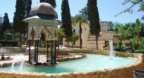 Parque de la Alquería del Pilar - L. M.